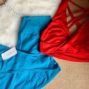 Bundle of two Crop Tops